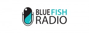 blue fish radio logo